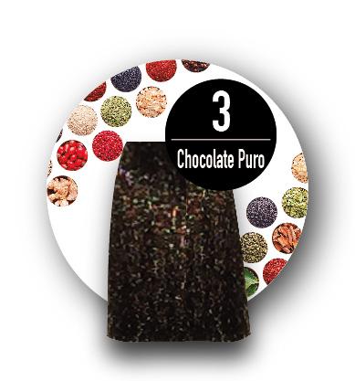 3 CHOCOLATE PURO (S)
