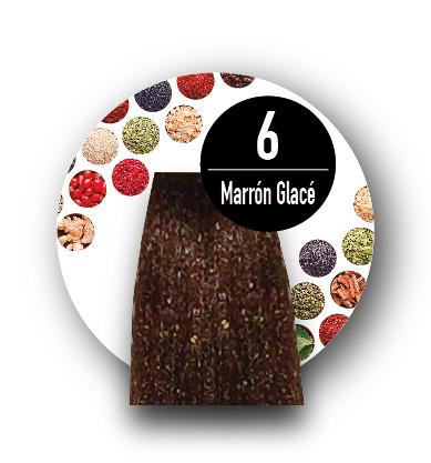 6 MARRON GLACE (S)